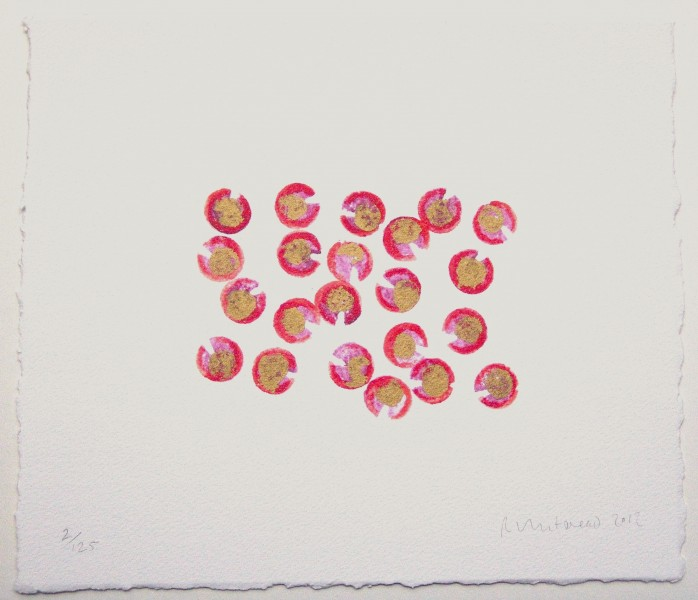 'Hollyhock Seeds'  2012